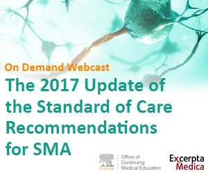 2017 Update of the Standard of Care Recommendations for SMA